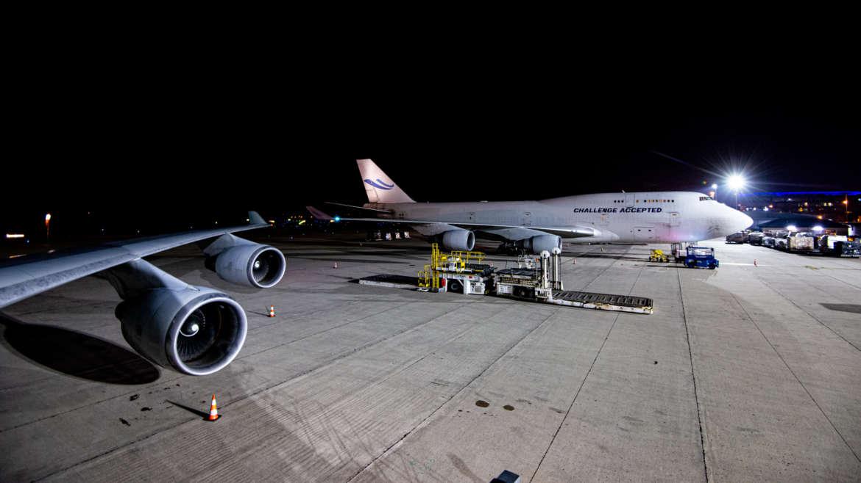 Hangar Flying news article 14/04/2020